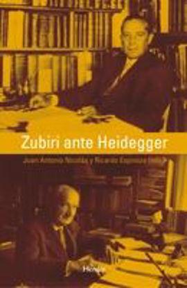 Picture of ZUBIRI ANTE HEIDEGGER