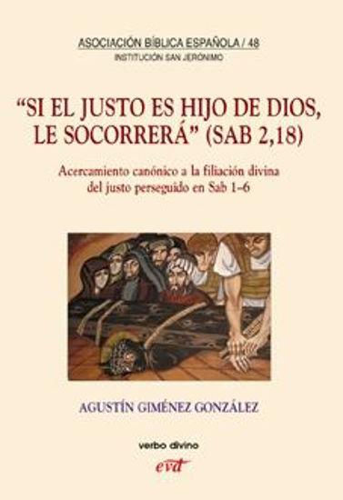 Foto de SI EL JUSTO ES HIJO DE DIOS LE SOCORRERA (SAB 2,18) #48