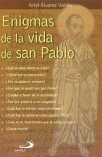 Picture of ENIGMAS DE LA VIDA DE SAN PABLO