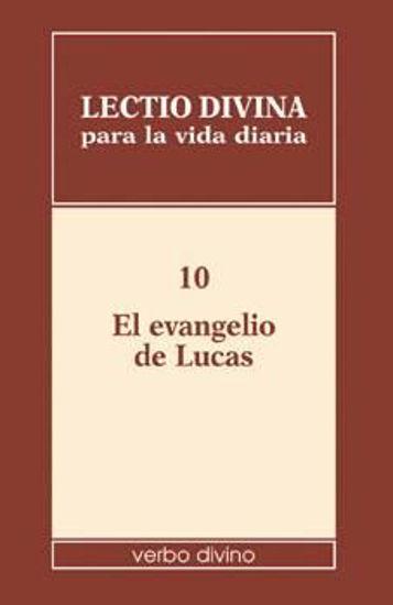 Picture of LECTIO DIVINA PARA LA VIDA DIARIA #10 EVANGELIO DE LUCAS