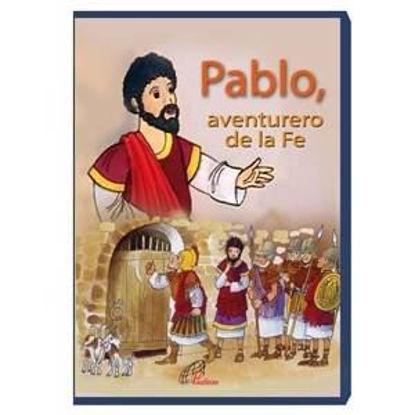 Picture of DVD.PABLO AVENTURERO DE LA FE