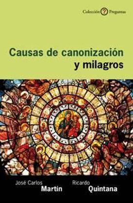 Picture of CAUSAS DE CANONIZACION Y MILAGROS #21