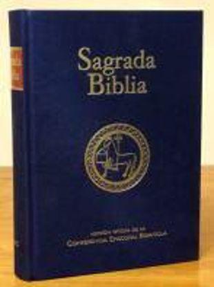 Picture of SAGRADA BIBLIA VERSION OFICIAL DE LA CONFERENCIA EPISCOPAL ESPAÑOLA