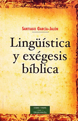 Picture of LINGUISTICA Y EXEGESIS BIBLICA #124