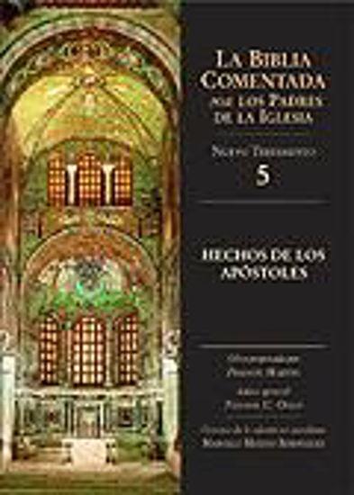 Picture of BIBLIA COMENTADA NT HECHOS DE LOS APOSTOLES #5