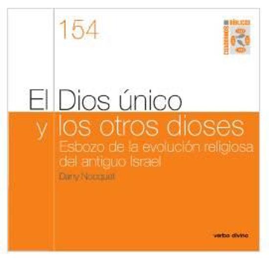 Foto de DIOS UNICO Y LOS OTROS DIOSES #154