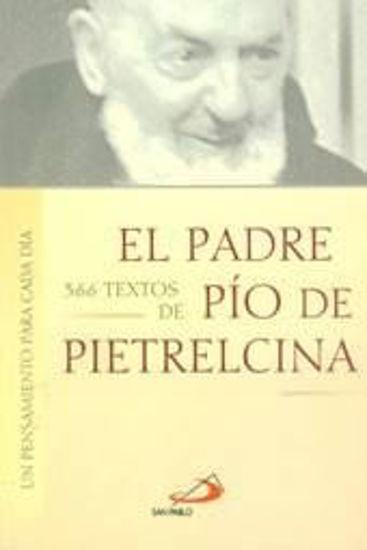 Foto de 366 TEXTOS DE EL PADRE PIO DE PIETRELCINA
