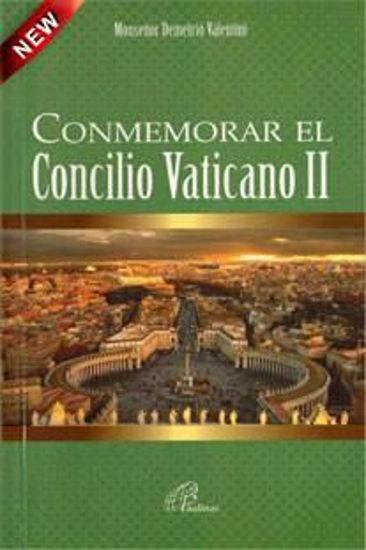 Foto de CONMEMORAR EL CONCILIO VATICANO II