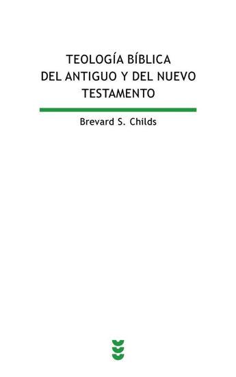Foto de TEOLOGIA BIBLICA DEL ANTIGUO Y DEL NUEVO TESTAMENTO #134