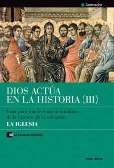 Picture of DIOS ACTUA EN LA HISTORIA III (ANIMADOR)