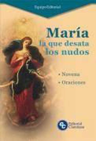Foto de MARIA LA QUE DESATA LOS NUDOS NOVENA Y ORACION