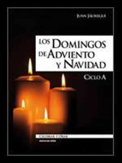 Picture of DOMINGOS DE ADVIENTO Y NAVIDAD (CICLO A) #83