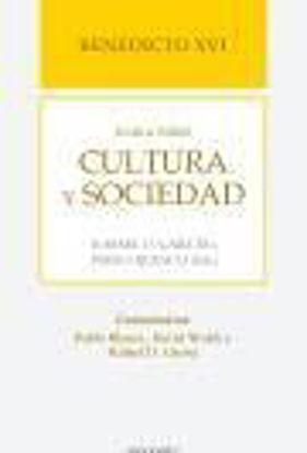 Picture of BENEDICTO XVI HABLA SOBRE CULTURA Y SOCIEDAD #61