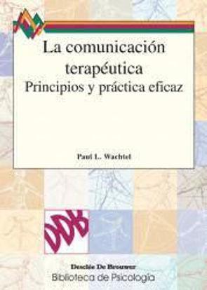 Picture of COMUNICACION TERAPEUTICA PRINCIPIOS Y PRACTICA EFICAZ #82