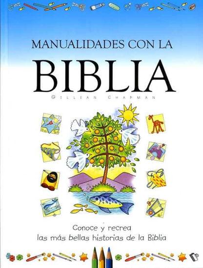 Foto de MANUALIDADES CON LA BIBLIA