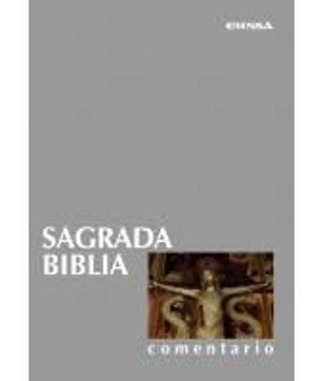 Picture of SAGRADA BIBLIA COMENTARIO