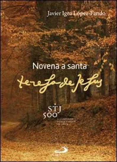 Foto de NOVENA A SANTA TERESA DE JESUS
