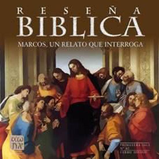 Foto de RESEÑA BIBLICA #85 MARCOS UN RELATO QUE INTERROGA