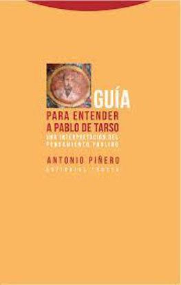 Foto de GUIA PARA ENTENDER A PABLO DE TARSO