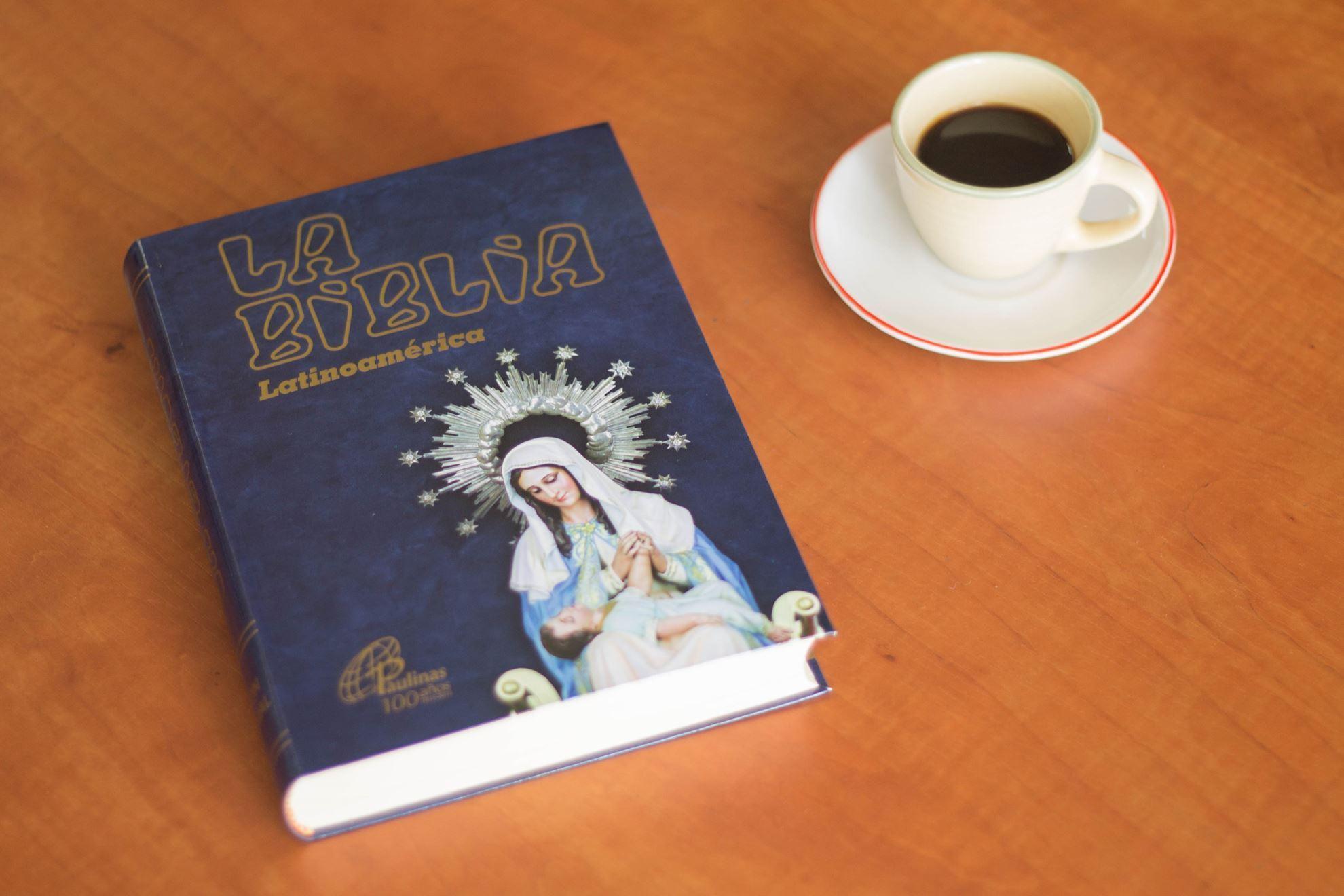 Foto de BIBLIA LATINOAMERICANA (FLEXIBLE 100 AÑOS PAULINAS)