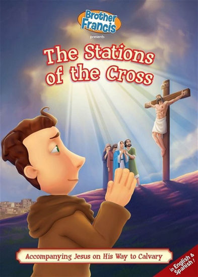 Picture of DVD.LAS ESTACIONES DE LA CRUZ / THE STATIONS OF THE CROSS