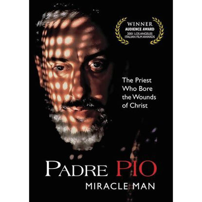 Foto de DVD.PADRE PIO MIRACLE MAN