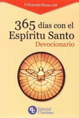 Foto de 365 DIAS CON EL ESPIRITU SANTO - DEVOCIONARIO