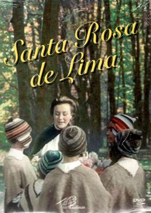 Foto de DVD.SANTA ROSA DE LIMA