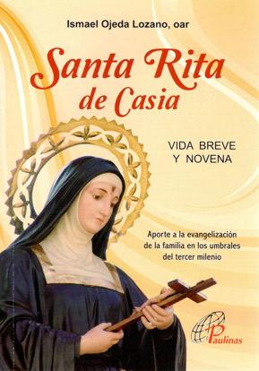 Foto de SANTA RITA DE CASIA VIDA BREVE Y NOVENA