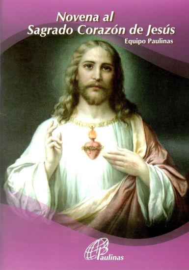 Picture of NOVENA AL SAGRADO CORAZON DE JESUS