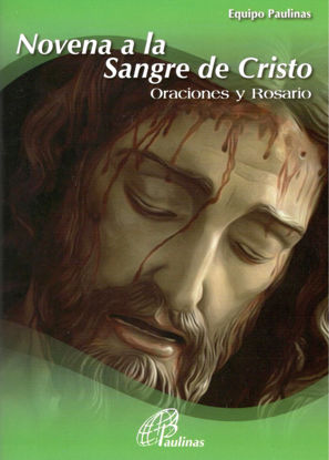 Picture of NOVENA A LA SANGRE DE CRISTO