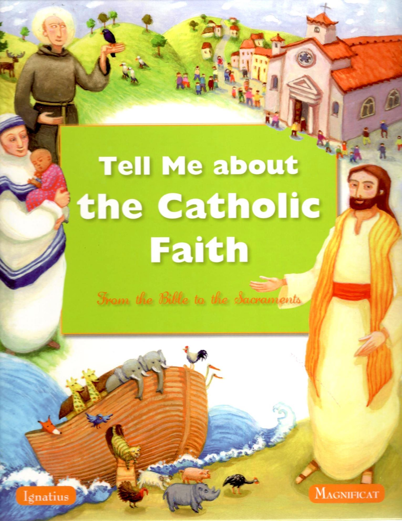 Picture of TELL ME ABOUT THE CATHOLIC FAITH