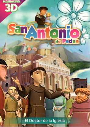 Picture of DVD.SAN ANTONIO DE PADUA (INFANTIL)