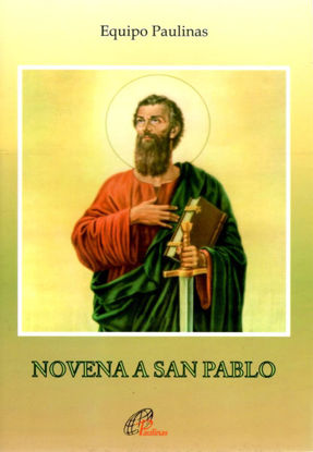 Picture of NOVENA A SAN PABLO