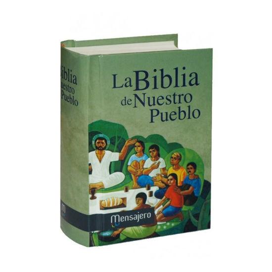 BIBLIA DE NUESTRO PUEBLO MINI CARTONE (TAPA DURA)