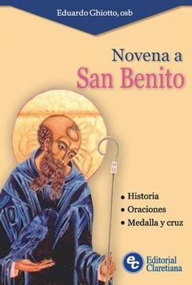 Picture of NOVENA A SAN BENITO