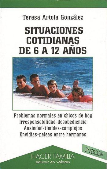 Picture of SITUACIONES COTIDIANAS DE 6 A 12 AÑOS