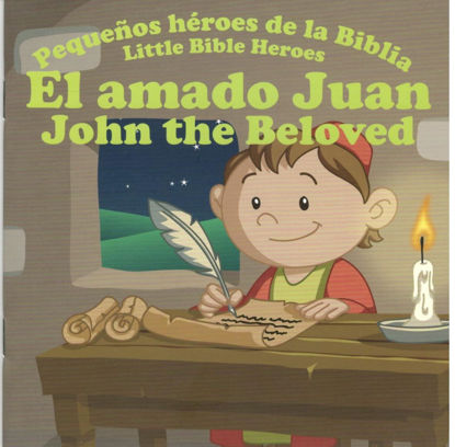 Foto de AMADO JUAN JOHN THE BELOVED