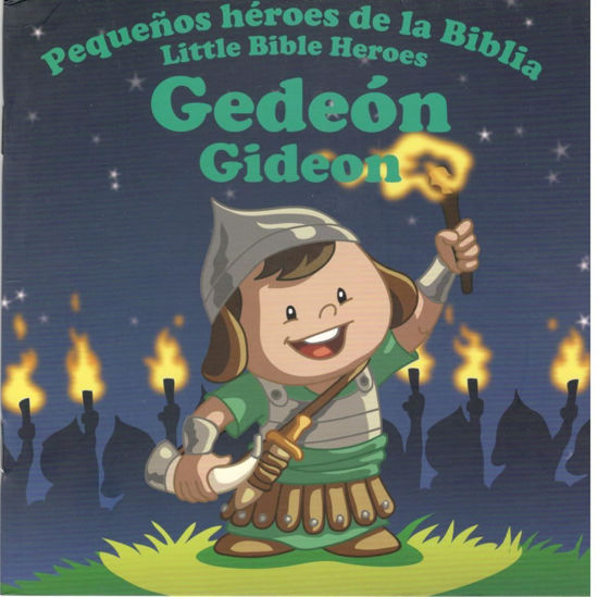 GEDEON GIDEON