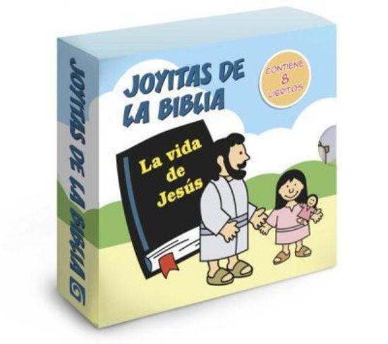 JOYITAS DE LA BIBLIA (CONTIENE 8 LIBRITOS)