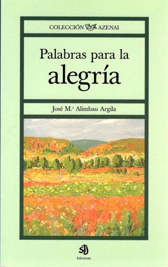 PALABRAS PARA LA ALEGRIA #6