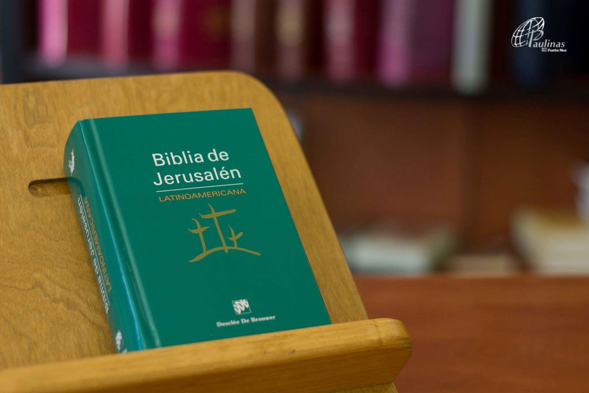 BIBLIA DE JERUSALEN LATINOAMERICANA BOLSILLO