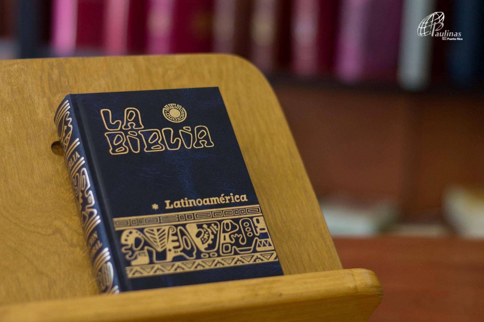 BIBLIA LATINOAMERICANA (BOLSILLO)