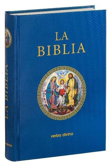 BIBLIA BOLSILLO (VERBO DIVINO)