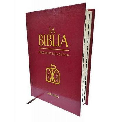 BIBLIA LIBRO DEL PUEBLO DE DIOS (TAPA DURA)