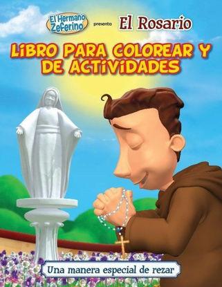 Foto de EL ROSARIO - LIBRO PARA COLOREAR Y DE ACTIVIDADES