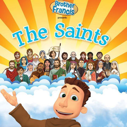 Picture of DVD.SAINTS (BROTHER FRANCIS)