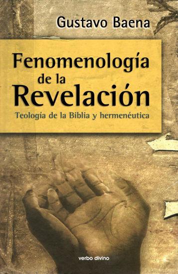 Picture of FENOMENOLOGIA DE LA REVELACION