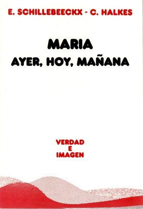 MARIA AYER HOY MAÑANA