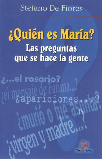 QUIEN ES MARIA